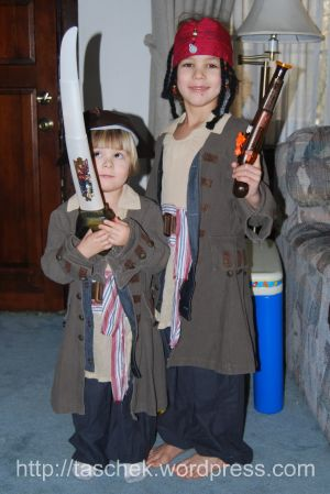 Pirates In Training